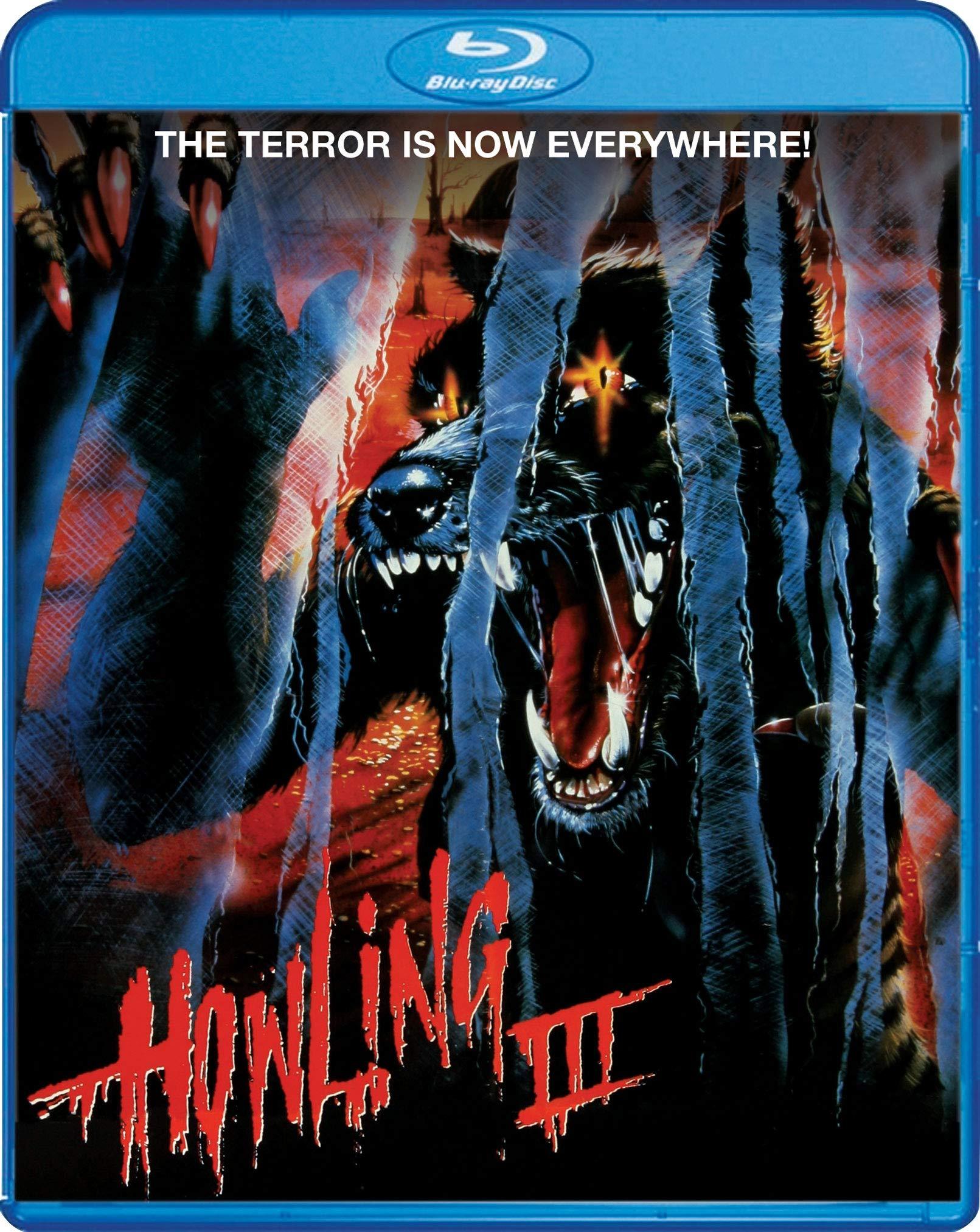 Blu-ray : Howling Iii (Widescreen)