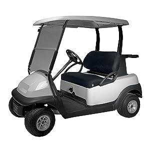Classic Accessories Fairway Golf Cart Diamond Air Mesh Bench Seat Cover