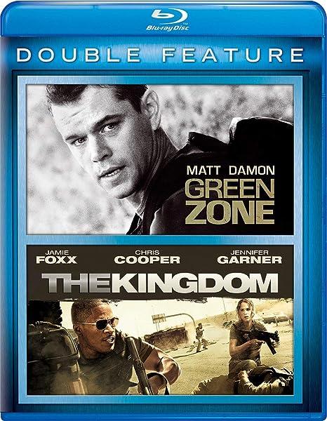 Amazonin Buy Green Zone The Kingdom Uncut Blu Ray 2007 2010