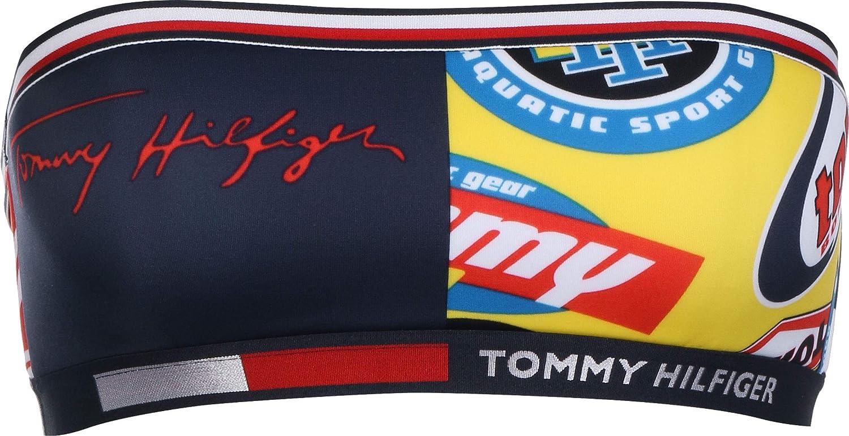 Tommy Hilfiger UW0UW02173 Costume Mare E Piscina Donna