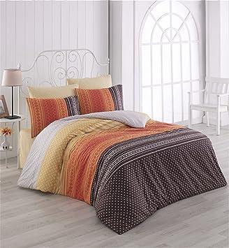 Lamodahome 2 Pcs Farbigen Schlafzimmer 100 Baumwolle Ranforce