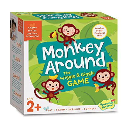 Amazon Peaceable Kingdom Monkey Around