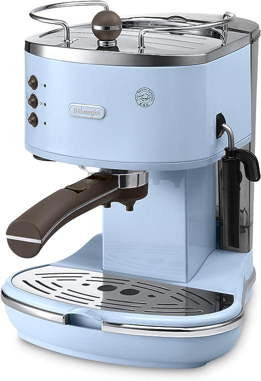 DeLonghi Vintage Icona ECOV310.AZ - Cafetera automática (1,4 L ...
