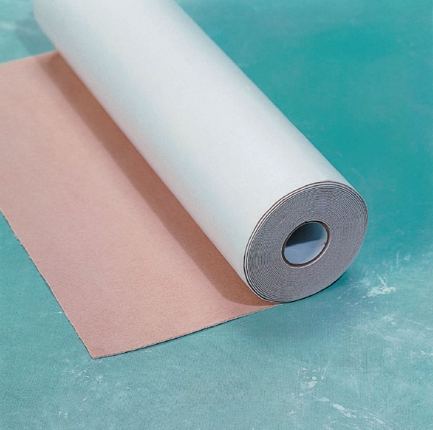 Economy Moleskin Rolls, 1/32'' x 12'' x 5 yd. (0.8mm x 30cm x 4.6m), Protects Blisters, Sores, Calluses, and Corns