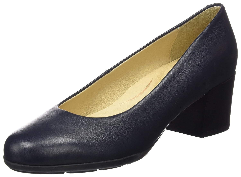 Geox D Annya Mid B, Zapatos de Tacón para Mujer