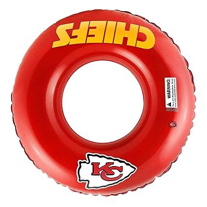 Amazon.com: Kansas City Chiefs - Tubo hinchable: Sports ...