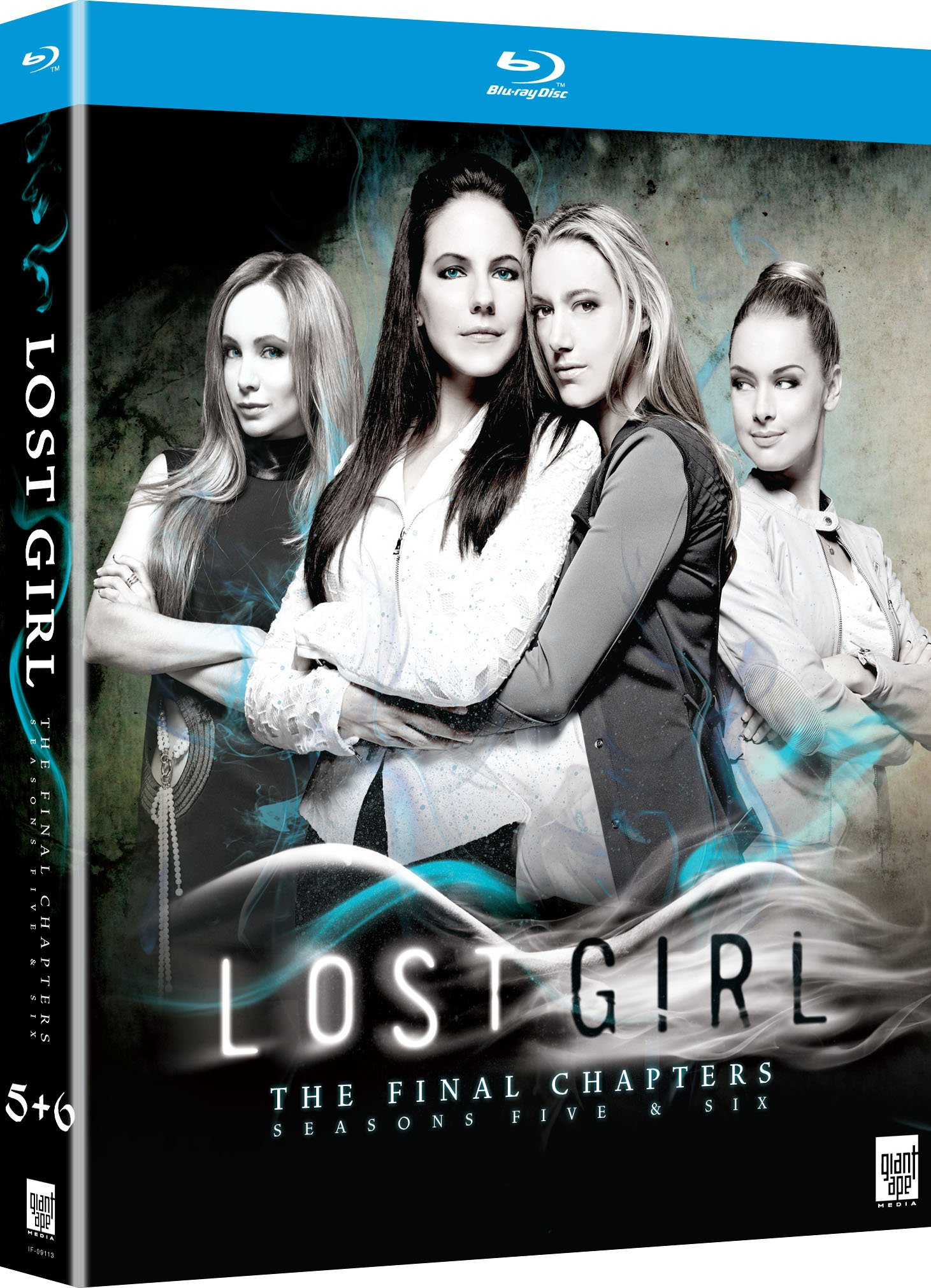 Lost Girl: The Final Chapters - Season Five & Six [Blu-ray]