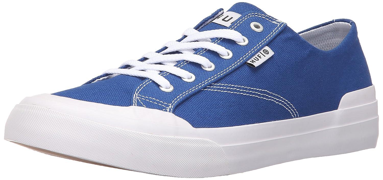 HUF Men's Classic Lo Ess Tx Skateboarding Shoe 8 D(M) US|Blue