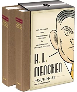 com the vintage mencken the finest and fiercest essays of h l mencken prejudices the complete series library of america