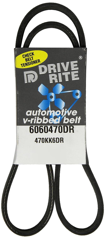 Dayco Drive Rite 6060470DR Serpentine Belt