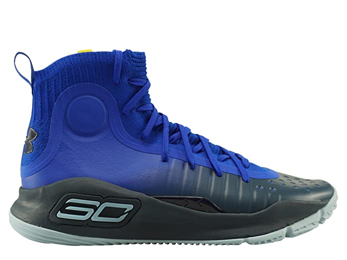 Under Armour Curry 4 Mid Basketball Shoes