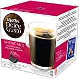 NESCAFÉ Dolce Gusto Coffee Capsules Americano 48 Single Serve Pods (Makes 48 Cups) 48 Count
