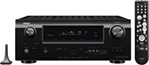 Denon AVR790 7.1-Channel Multi-Zone Home Theater Receiver with 1080p HDMI Connectivity (Discontinued by Manufacturer)