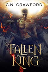 Fallen King (Court of the Sea Fae Trilogy Book 2) Kindle Edition