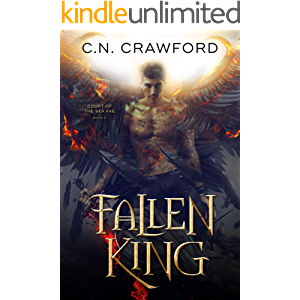 Fallen King (Court of the Sea Fae Trilogy Book 2)