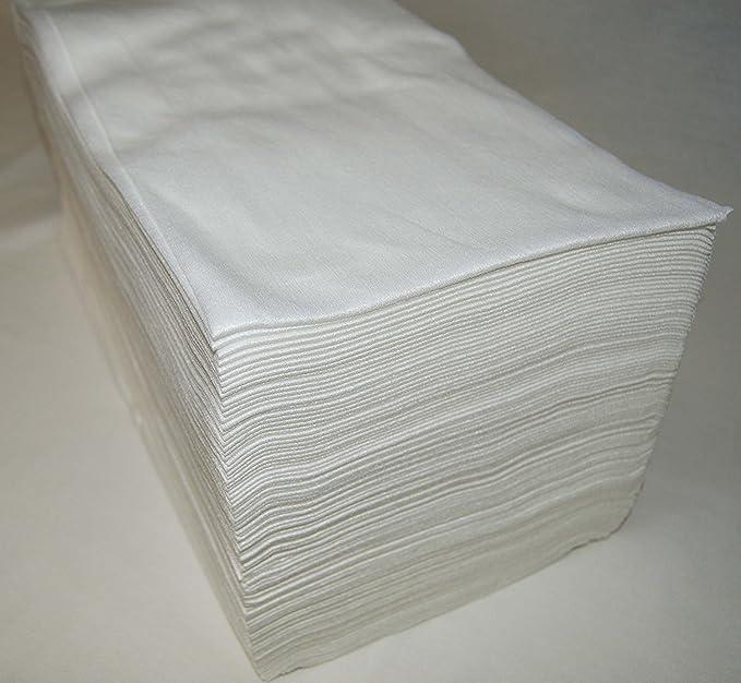 in spunlace Asciugamani per manicure monouso 100/pezzi 30/x 40/cm
