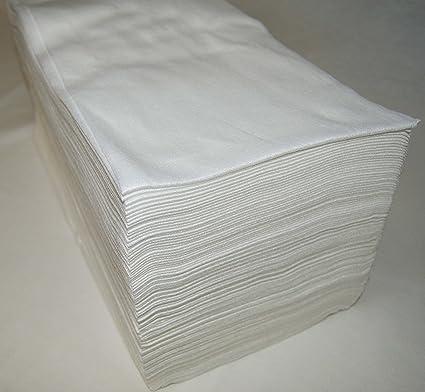 Toallas desechables Spun-Lace 40*80 cm, 800 Unds, en 8 paquetes