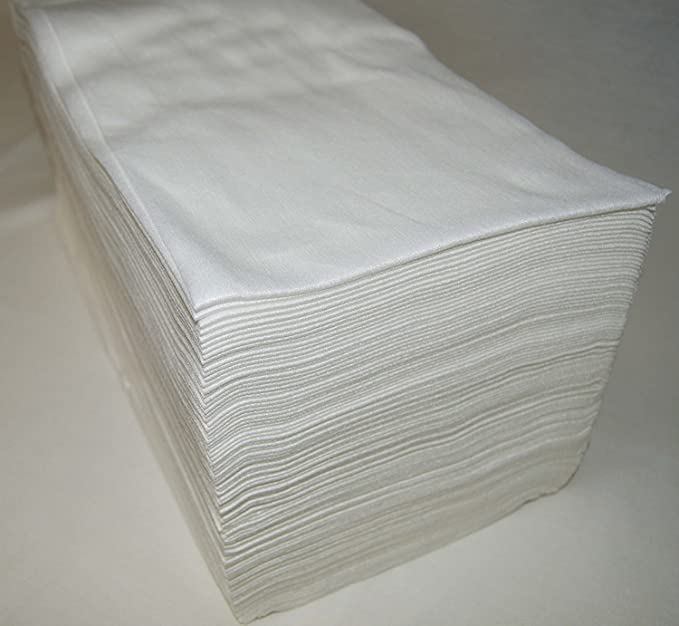 Toallas desechables Spun-Lace 40*80 cm, 800 Unds, en 8 paquetes, Peluquería / Estética, color Blanco: Amazon.es: Belleza