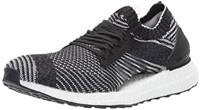 reputable site 3086a d6acc adidas Women s Ultraboost X, Black Grey Heather White, ...