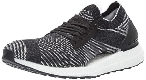 check out 59d9f db073 adidas Women s Ultraboost X, Black Grey Heather White 5 ...