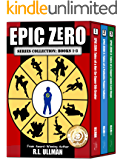 Epic Zero Box Set: Tales of a Not-So-Super 6th Grader (hilarious, action-packed fun for kids 9-12)
