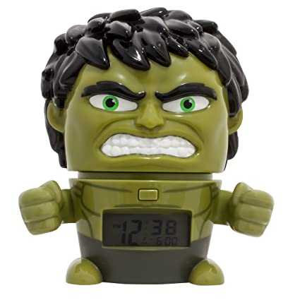 Bulbbotz Marvel 2021739 Avengers Infinity War Hulk Kids Night Light