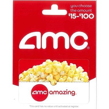 AMC Theatre Gift Card