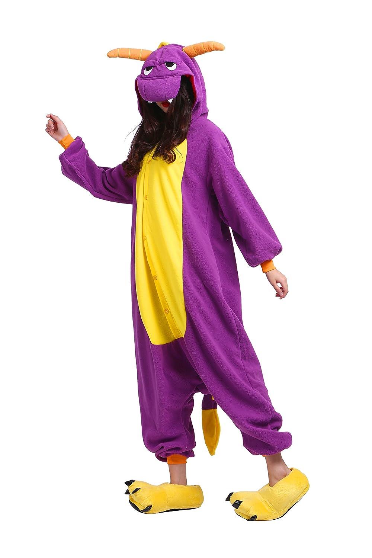 Yuwell Tier Kostum Tierkostum Pyjamas Tier Schlafanzug Jumpsuit