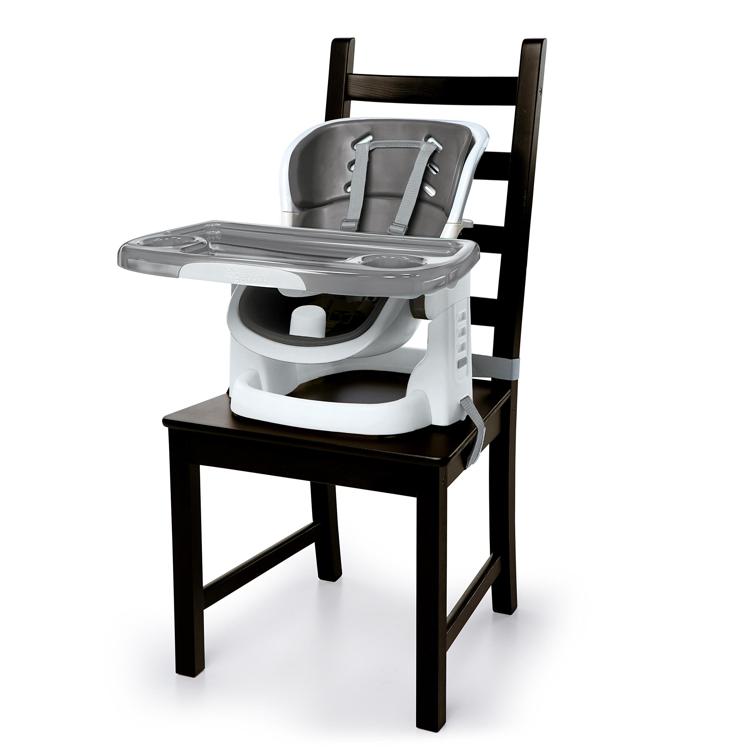 Ingenuity SmartClean ChairMate High Chair - Slate by Ingenuity