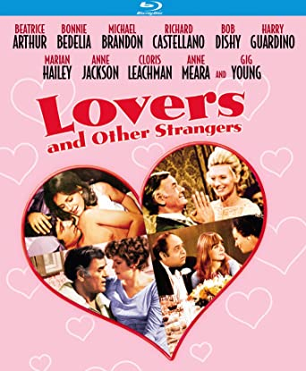 Amazon com: Lovers and Other Strangers (1970) [Blu-ray]: Bea