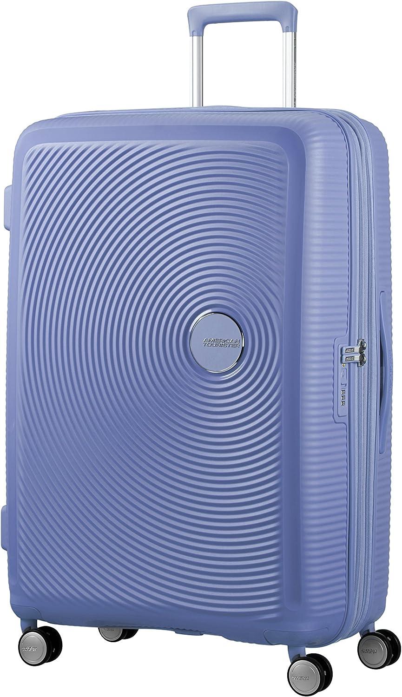 American Tourister - Soundbox Spinner 77/28 Expansible 97/110 L - 4,2 KG Denim Blue