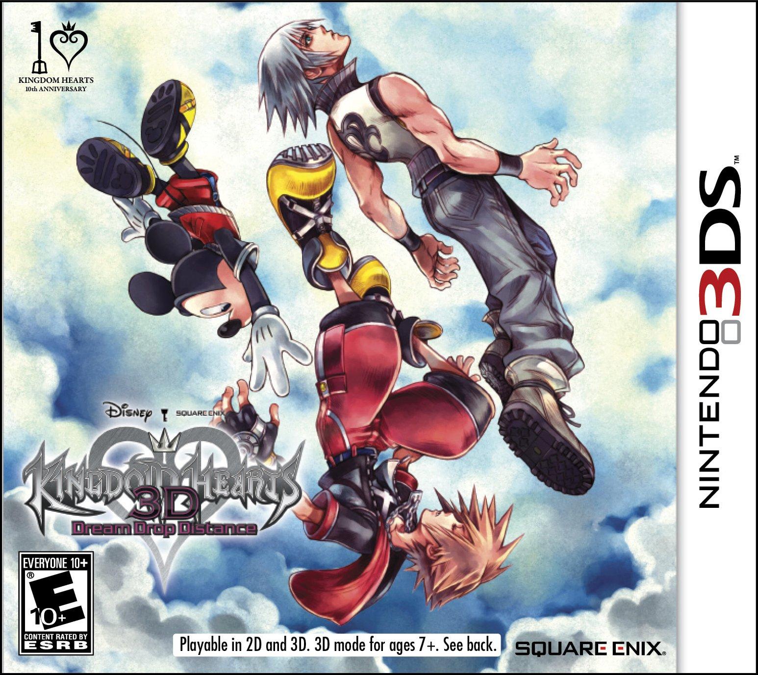 Kingdom Hearts 3D Dream Drop Distance by Square Enix (Image #35)
