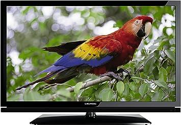 Grundig 46VLE7130BF - Televisor con retroalimentación LED (Full HD, 100 Hz, DVB-T/C, DLNA, 4 HDMI, USB 2.0, CI+), color negro (importado): Amazon.es: Electrónica