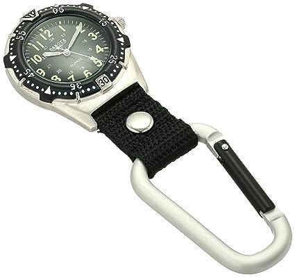 Amazon.com: Dakota para hombre reloj de mochilero Clip de ...