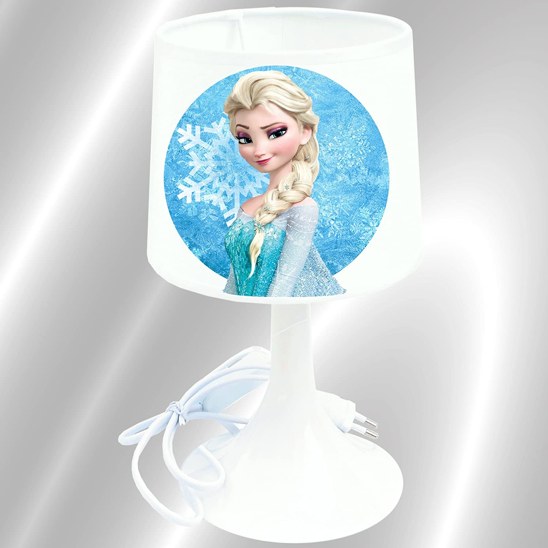 lampe a poser reine des neiges