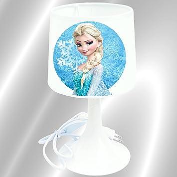 Frozen Création À Enfant Chevet Reine Rdn Lampe Des De Neiges Poser 1TJFKlc