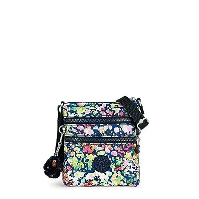 0c097a9f44 Amazon.com: Kipling Alvar Extra Small Printed Mini Bag One Size Sweet  Bouquet: Shoes