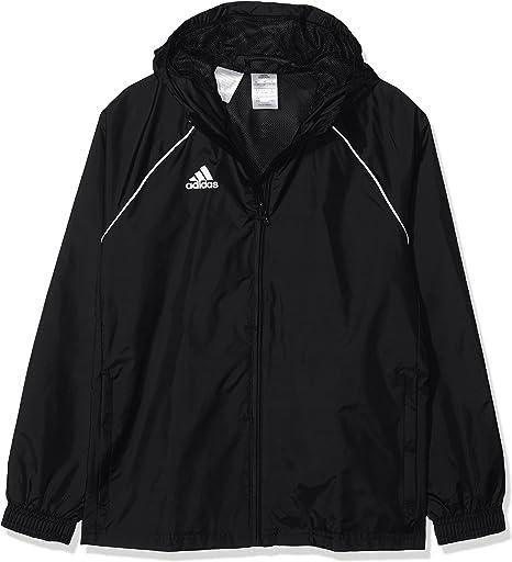 adidas Core 18 Rain Jacket Veste imperméable Garçon