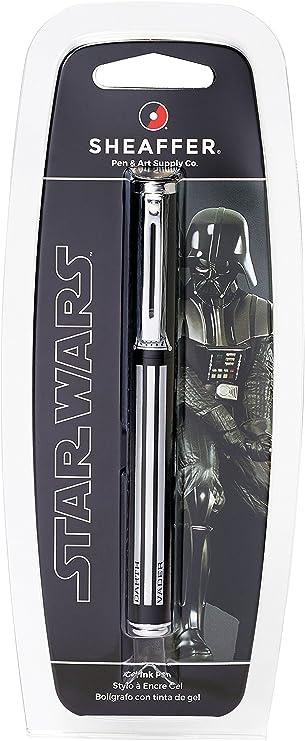Sheaffer Pop Star Wars Stylo Dark Vador à Encre Gel Emballage Pour Vente Au Détail Star Warsdark Vador