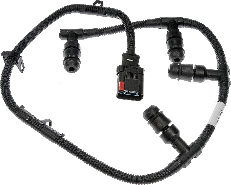 Amazon.com: Dorman 904-453 Passenger Side Diesel Glow Plug Wiring Harness  for Select Ford Models: AutomotiveAmazon.com