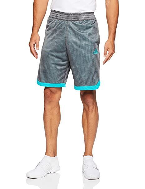 adidas Sport Mesh Shorts 1 2  Amazon.it  Sport e tempo libero 358b4820bd41