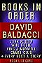 David Baldacci Books in Order 2017: John Puller series, Will Robie series, Amos Decker series, Camel Club, King and Maxwell, Vega Jane, Shaw, Freddy & ... & nonfiction. (Book Order) (English Edition)