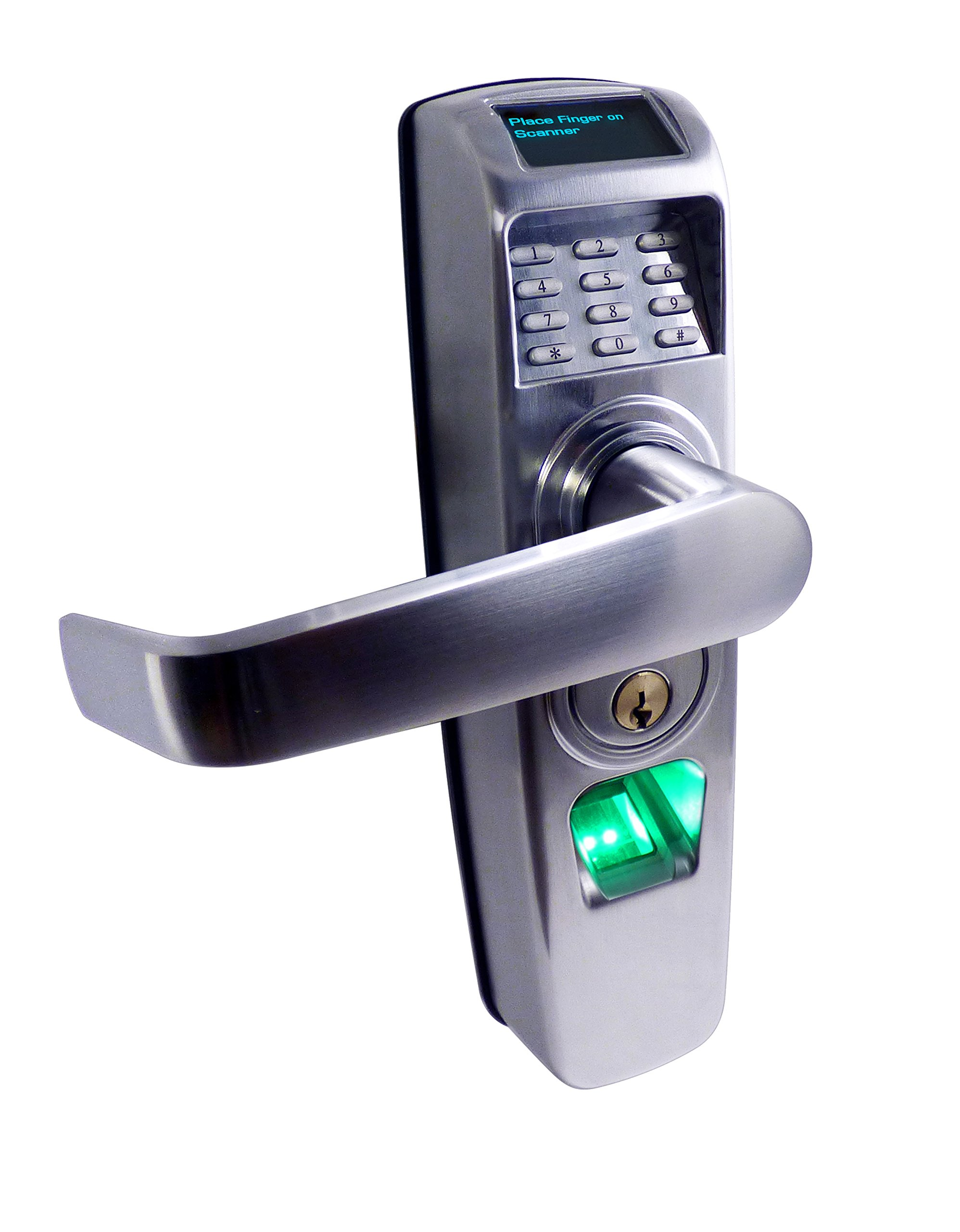 Westinghouse RTS-Z PIN Code Lock with Z-Wave & Fingerprint Reader