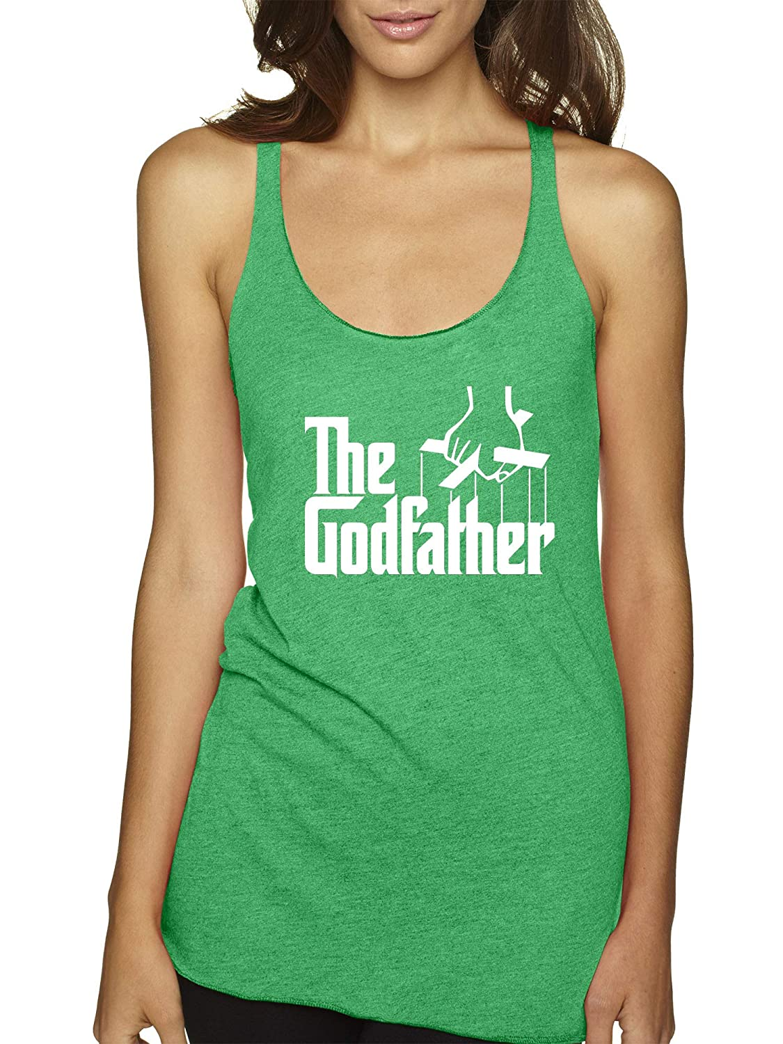 Envy Trendy USA 908  Women's TankTop The Godfather Gangster Movie Italian Mob