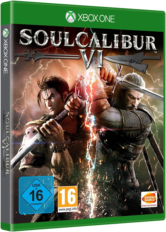Namco Bandai Games SOULCALIBUR VI Básico Xbox One vídeo - Juego (Xbox One, Lucha, Modo multijugador, T (Teen)): Amazon.es: Videojuegos
