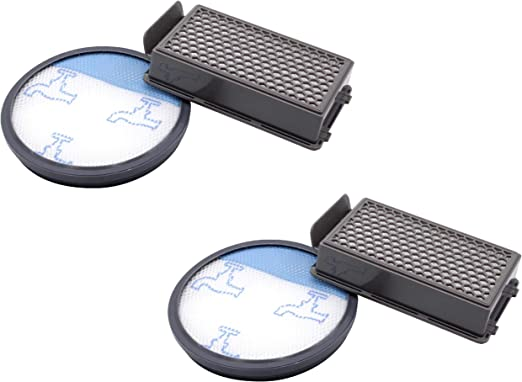 vhbw Set de 2x filtros de aspiradoras compatibles con Rowenta ...