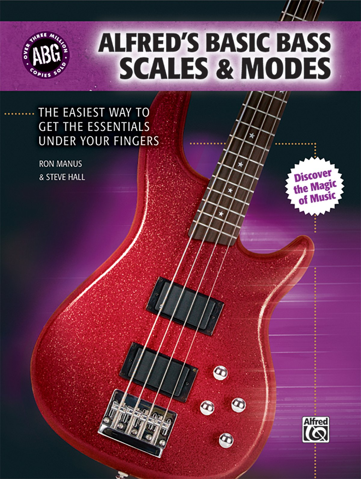 AlfredS Basic Bass Scales & Modes: The Easiest Way to Get ...