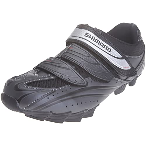Shimano Mens SH-M077 Dark Grey Cycling Shoe BM07741 6.5 UK