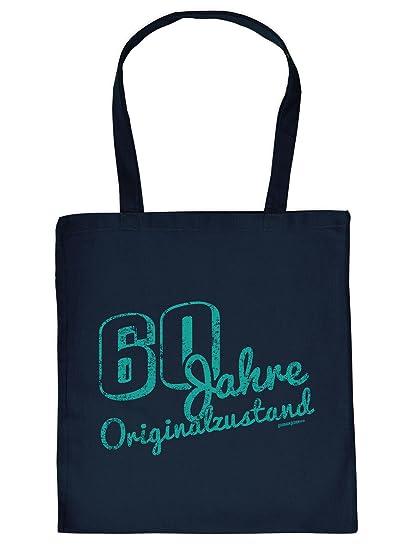 regalo 60 cumpleaños - Coole Bolsa de Regalo 60: 60 años/60 ...