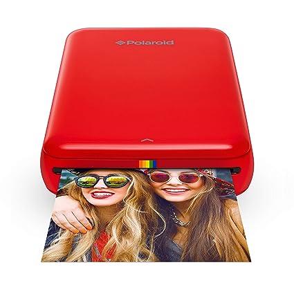 Polaroid Zip 2.0 Impresora de Fotos inalámbrica (Blanco ...